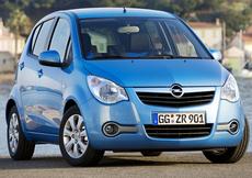 Opel Agila (2007-15)