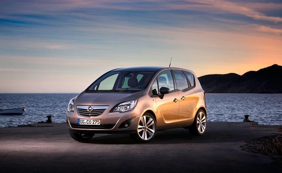Opel Meriva 1.7 CDTI 110CV Cosmo (5)
