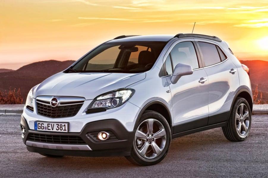 Opel Mokka X 1.6 CDTI Ecotec 136CV 4x2 aut. Business (4)