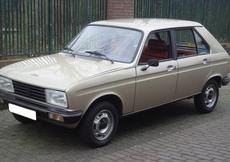 Peugeot 104 (1979-84)