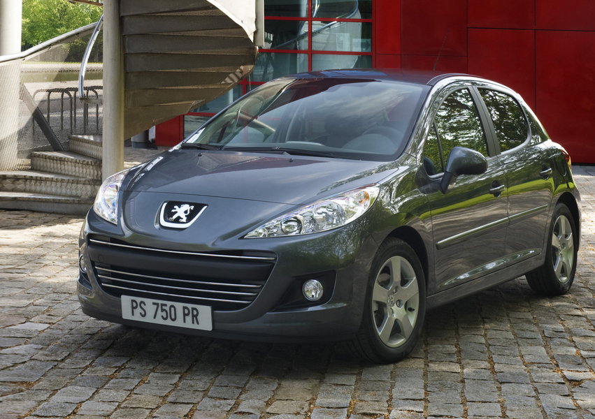 Peugeot 207 HDi 90CV 3p. XS (2)