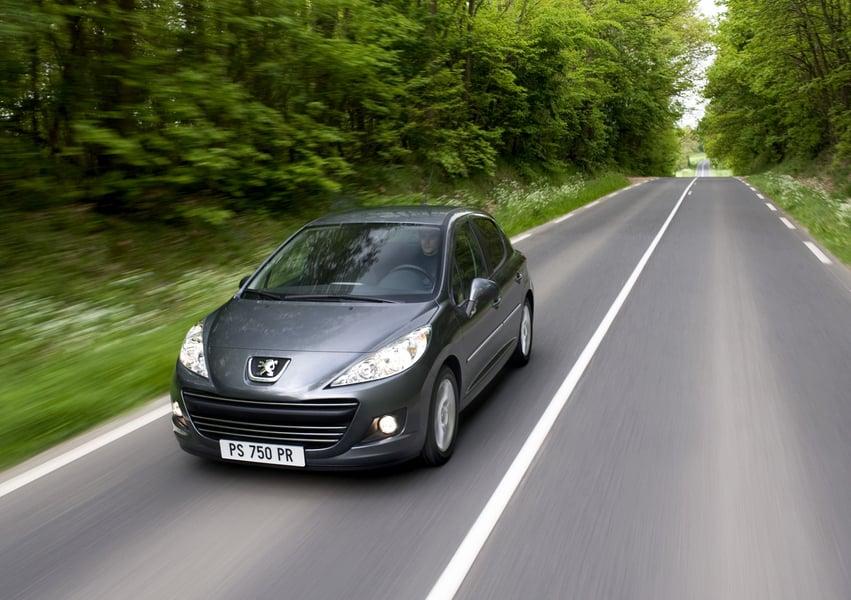 Peugeot 207 8V 75CV 3p. X Line (5)