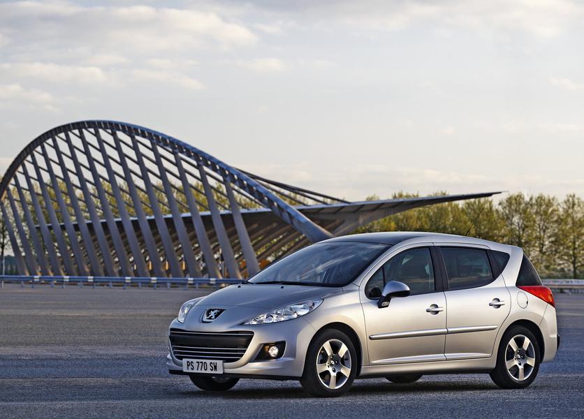 Peugeot 207 SW (2007-13)