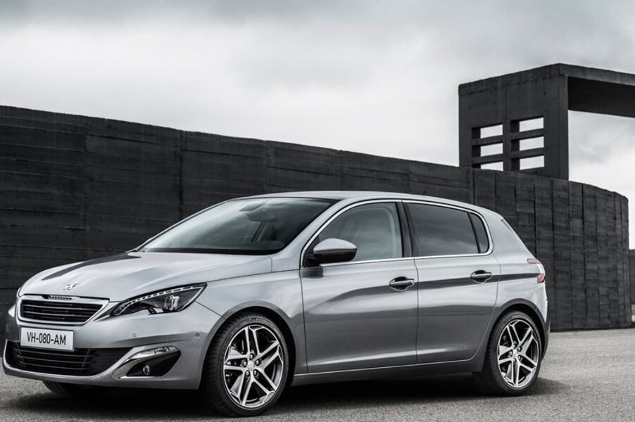 Peugeot 308 PureTech Turbo 130 S&S Active (5)