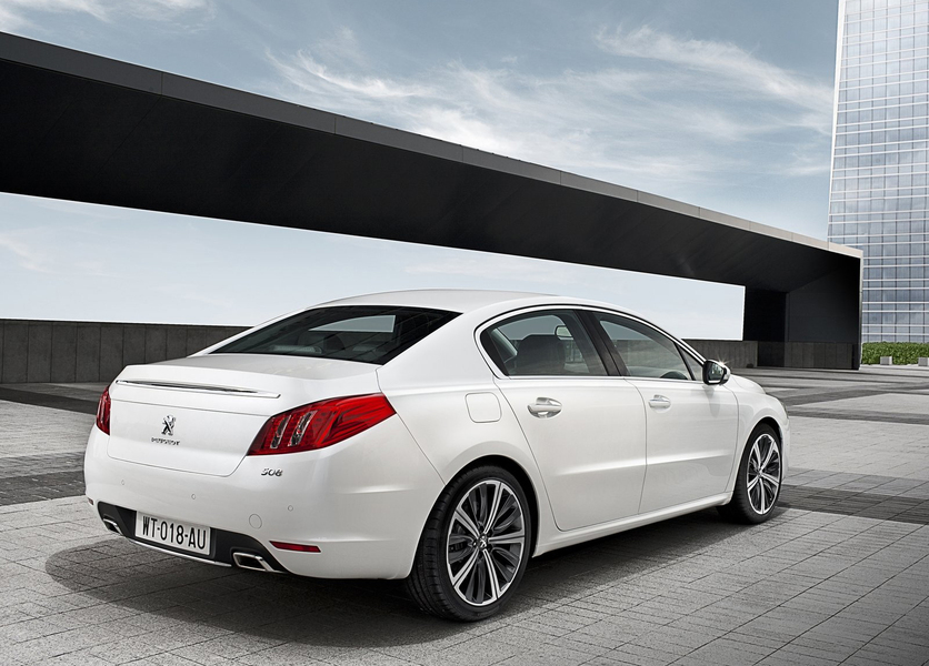 Peugeot 508 150 S&S Business (5)
