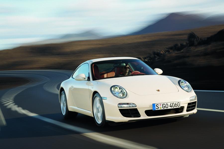 Porsche 911 Coupé Carrera S (2)