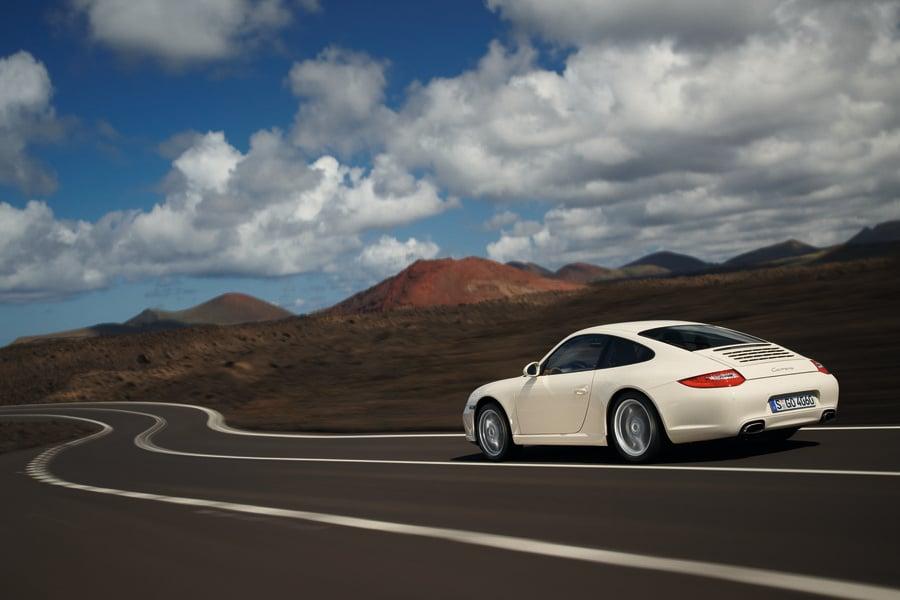 Porsche 911 Coupé (2004-11) (5)