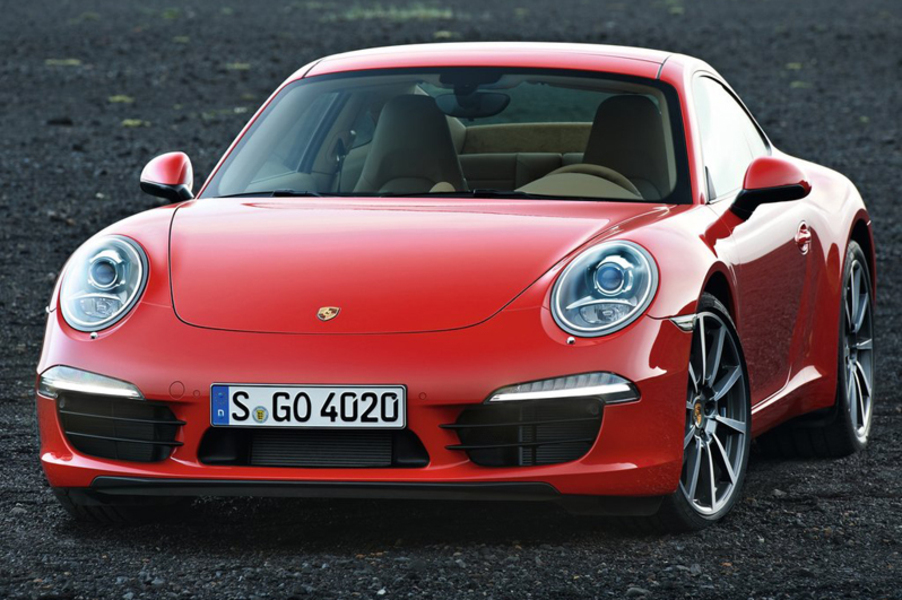 Porsche 911 Coupé (2011->>) (2)