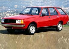 Renault 18 SporTour (1984-86)