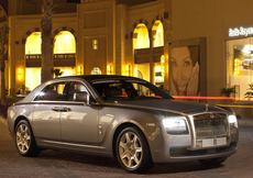 Rolls Royce Ghost (2010->>)