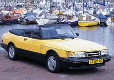 Saab 900 Cabrio (1986-94)