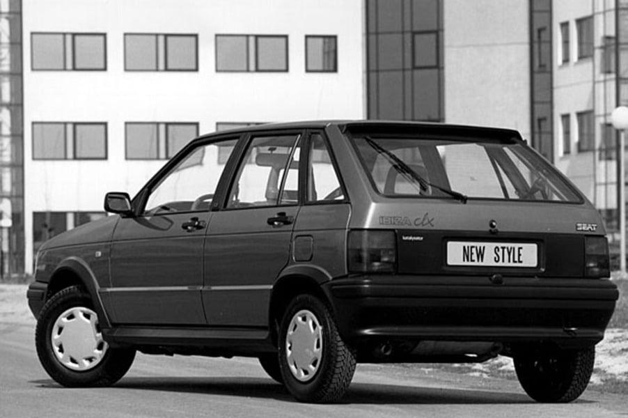 SEAT Ibiza 1.2i cat 5 porte GLX (4)