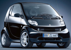 smart fortwo (2004-07)