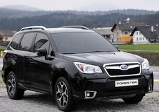 Subaru Forester (2013->>)