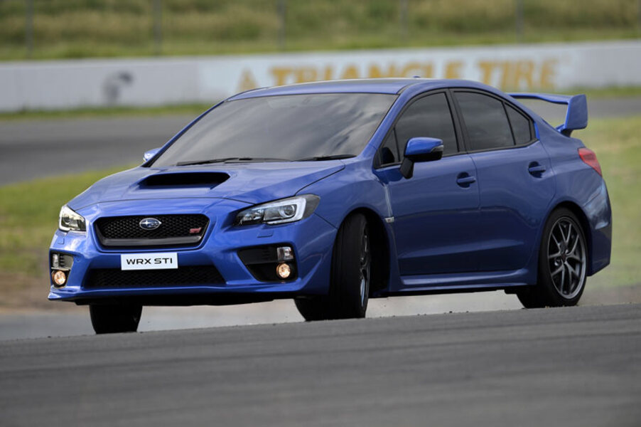 Subaru WRX (3)