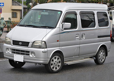 Suzuki Carry (1988-05)