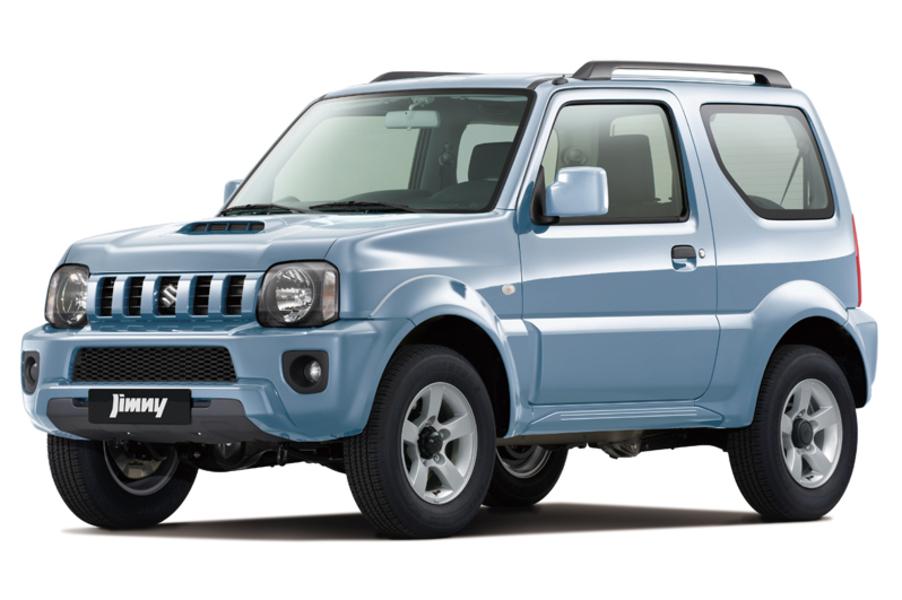 Suzuki Jimny 1.3i 16V cat 4WD JLX (5)