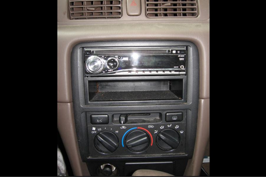 Toyota Camry 3.0i V6 24V cat aut. GX (5)