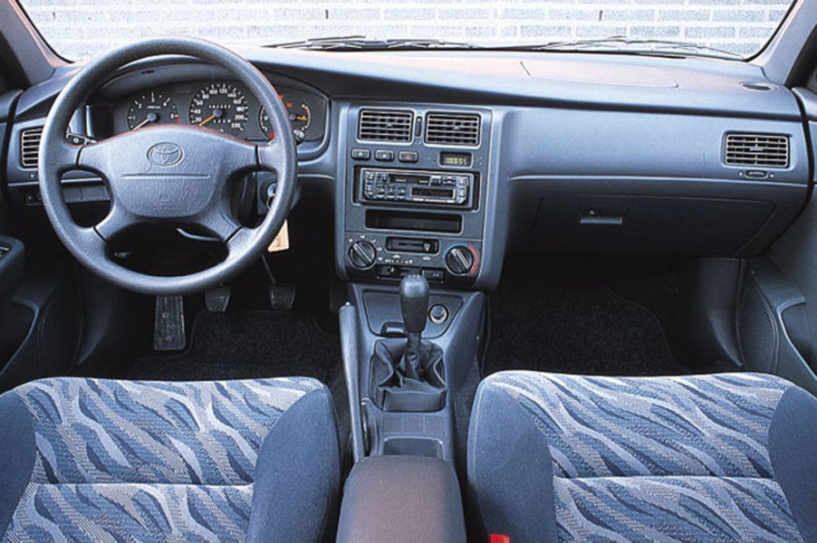 Toyota Carina 16V cat Liftback GLi (4)