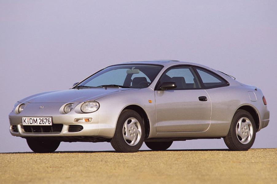 Toyota Celica Coupé (1994-99) (5)