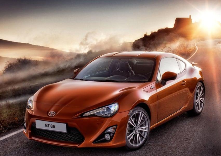 Toyota GT86 2.0 Orange Limited Edition (4)