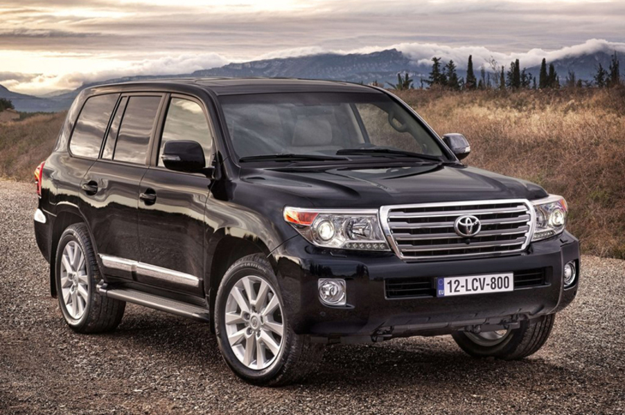 Toyota Land Cruiser V8 (2008-15)