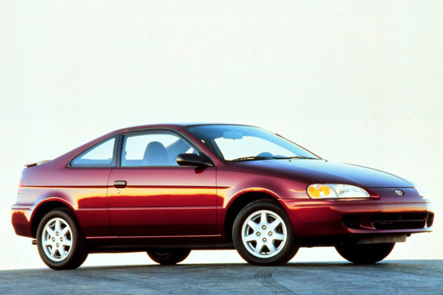Toyota Paseo (1996-99)