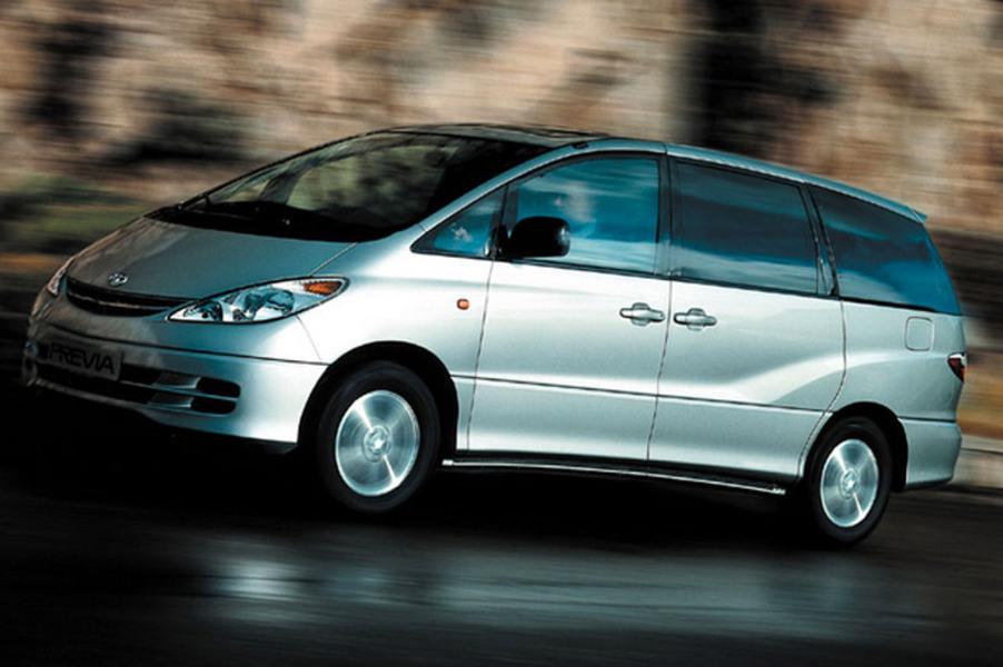 Toyota Previa (2001-06) (3)