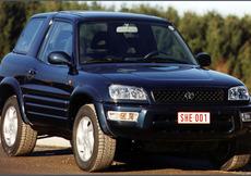 Toyota RAV4 (1994-00)