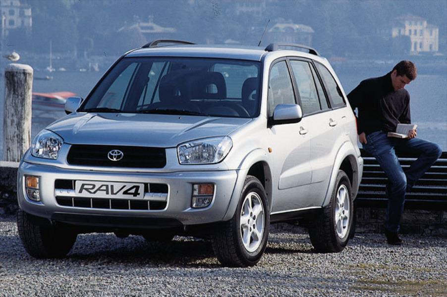 Toyota RAV4 (2000-06)
