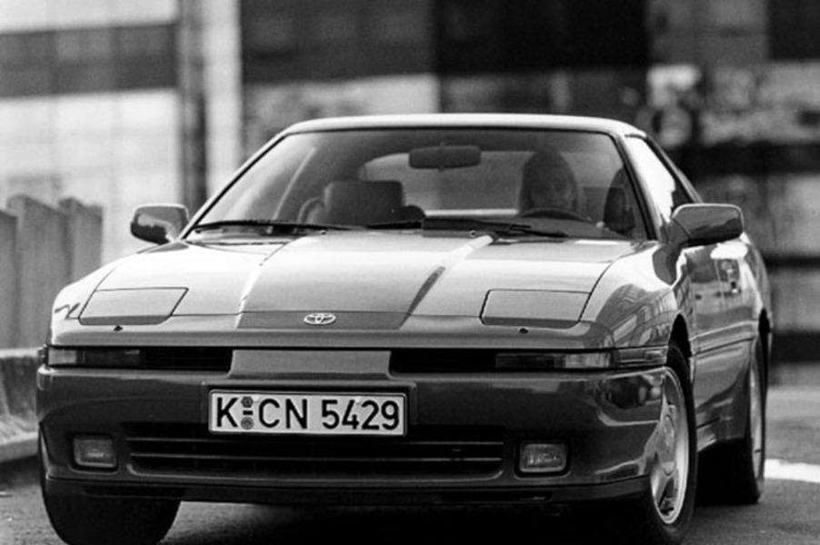 Toyota Supra Coupé (1988-89)