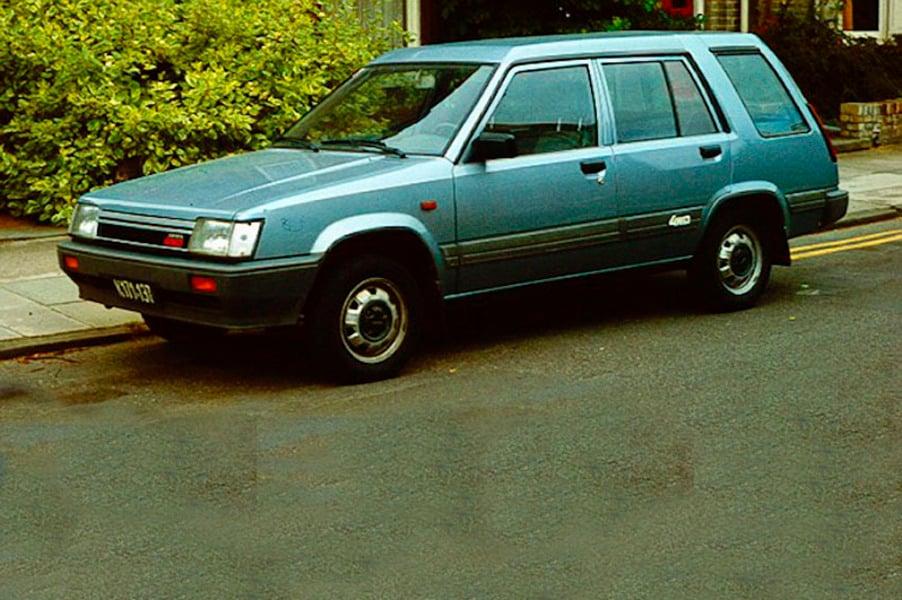 Toyota Tercel (1984-87)