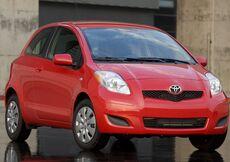 Toyota Yaris (2005-12)