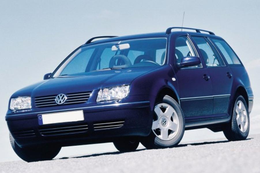 Volkswagen Bora Variant (2000-06) (2)