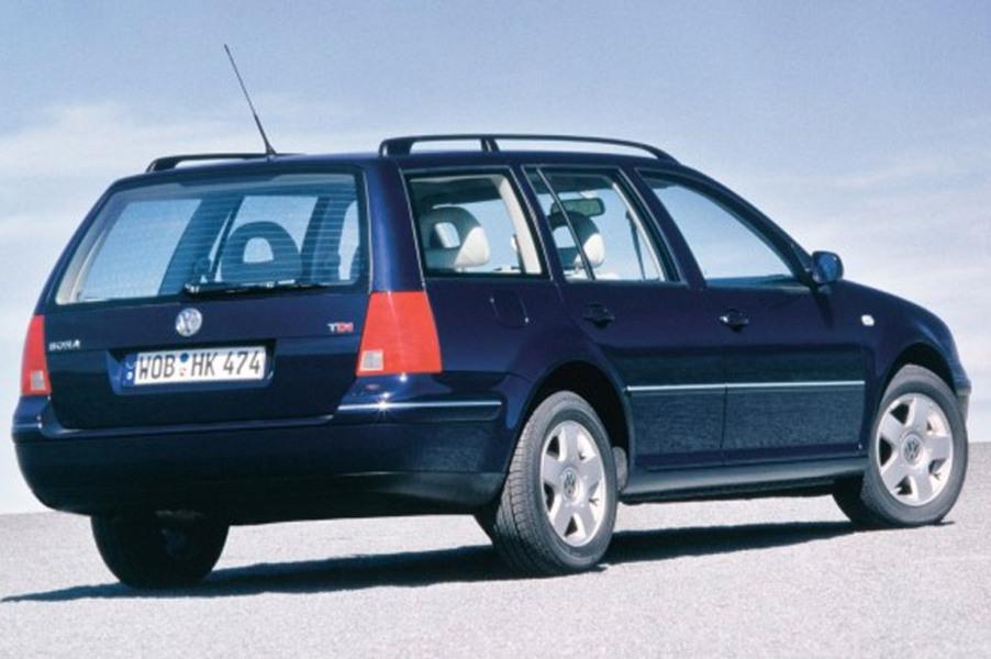 Volkswagen Bora Variant (2000-06) (5)