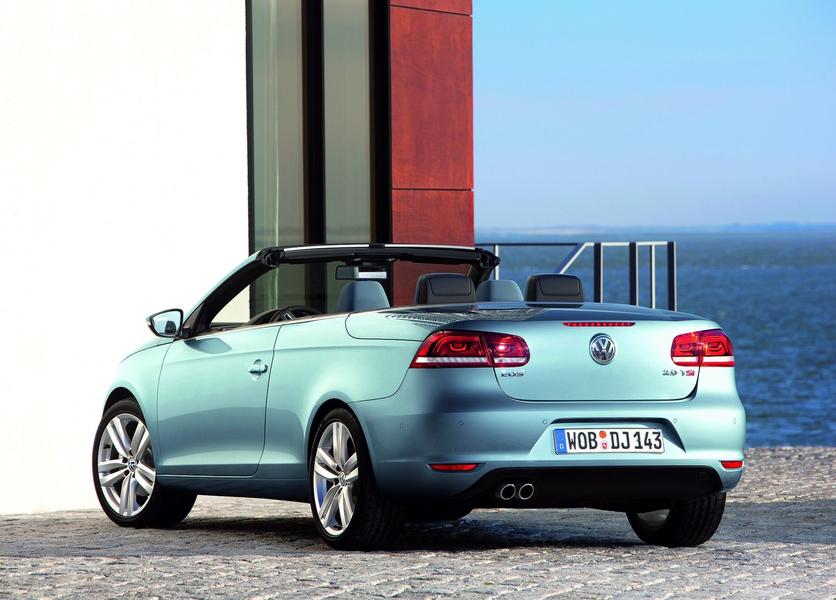 Volkswagen Eos (2006-12) (5)