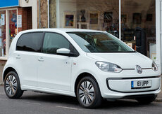 Volkswagen e-up! (2014->>)
