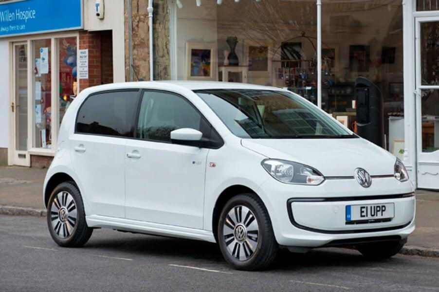Volkswagen e-up! (2014->>)