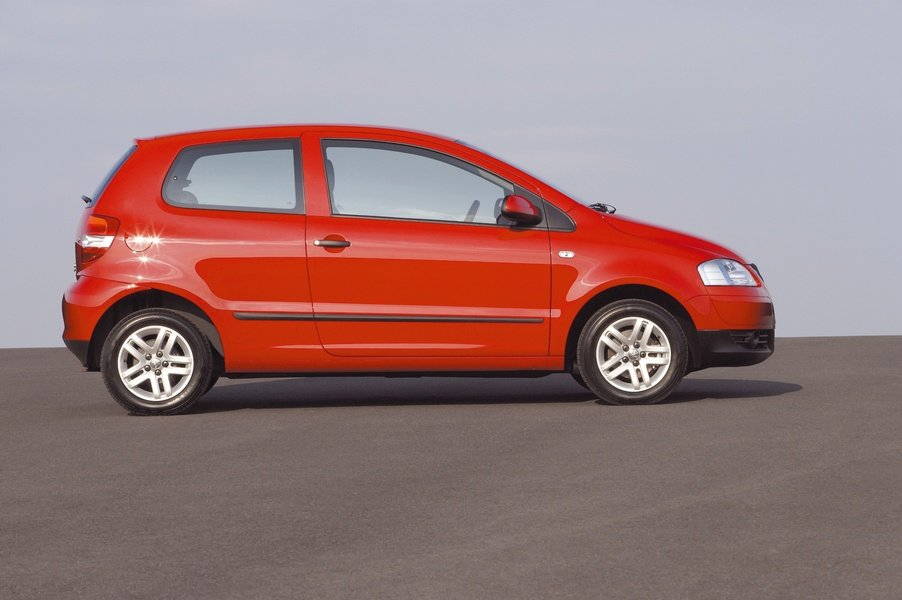 Volkswagen Fox (2005-11) (2)