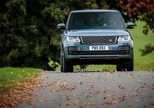 Range Rover: arriva la ibrida plug-in P400e