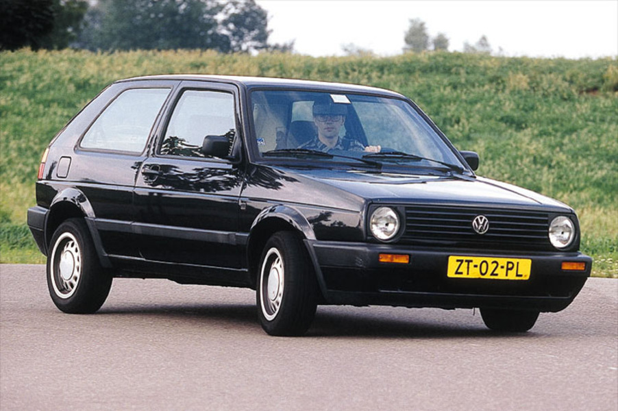 Volkswagen Golf (1983-92) (2)