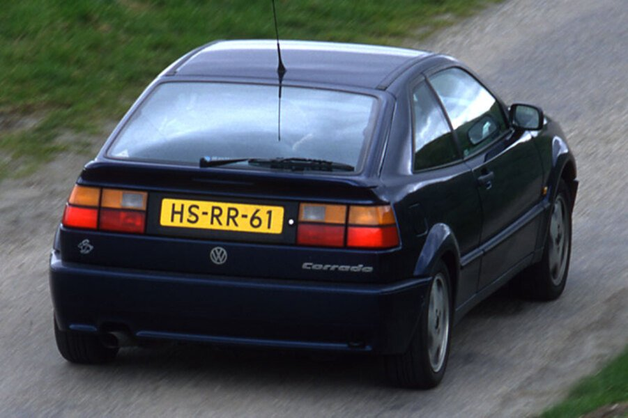 Volkswagen Golf (1983-92) (5)