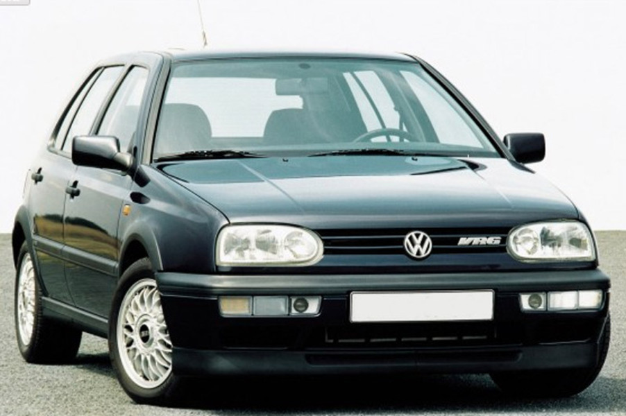 Volkswagen Golf 2.8 VR6 cat 3 porte (5)