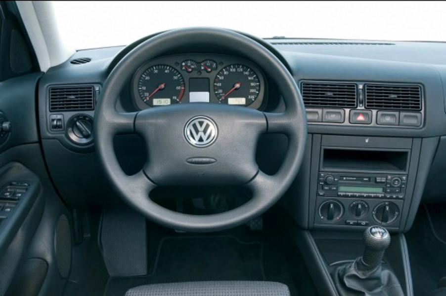 Volkswagen Golf (1997-04) (4)