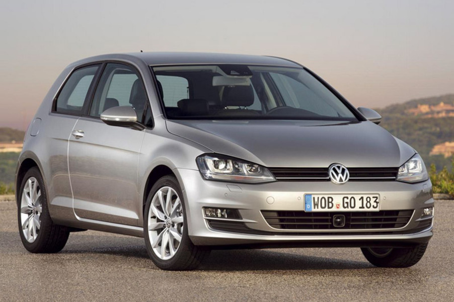 Volkswagen Golf 1.5 TGI DSG 5p. Executive BlueMotion Technology