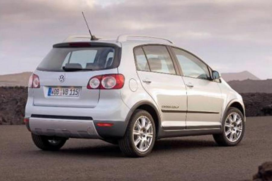 Volkswagen Golf Plus Cross (2006-09) (3)