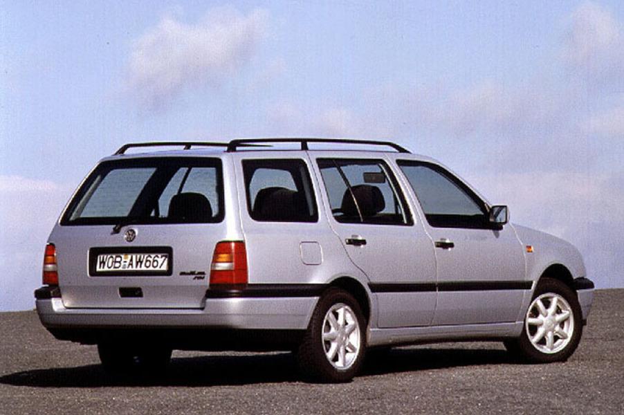 Volkswagen Golf Variant (1993-98) (2)