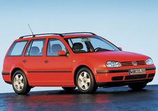 Volkswagen Golf Variant (1999-06)