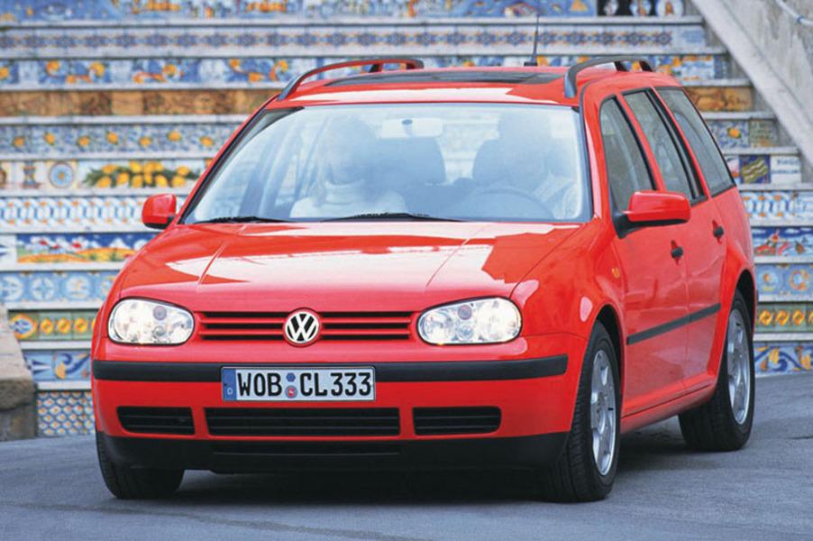 Volkswagen Golf Variant (1999-06) (4)