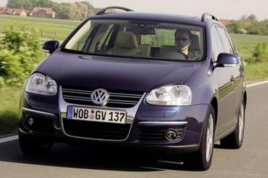 Volkswagen Golf Variant (2007-10) (2)